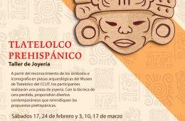 Taller de Joyería: Tlatelolco Prehispánico