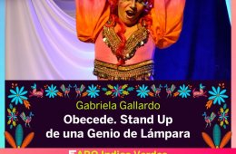 Obedece. Stand Up de una Genio de Lámpara