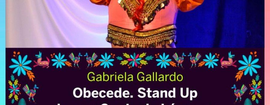 Obedece. Stand Up de una Genio de Lámpara