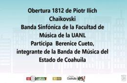 Obertura 1812 de Piotr Ilich Chaikovski