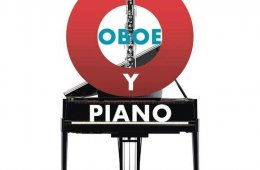 Oboe y piano
