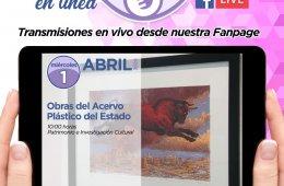 Recorrido en línea: Obras del Acervo Plástico del Estad...