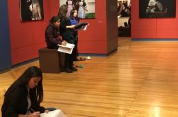Taller para estudiantes y maestros: Dibujo y observación
