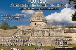 Curso de astronomía observacional en el contexto arqueoa...