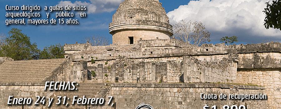 Curso de astronomía observacional en el contexto arqueoastronómico