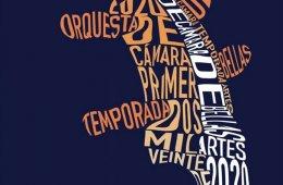Orquesta de Cámara de Bellas Artes. Programa 9