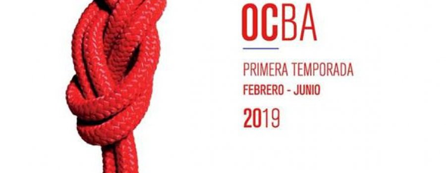 Orquesta de Cámara de Bellas Artes, programa 1