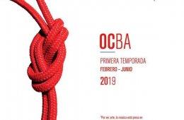 Orquesta de Cámara de Bellas Artes, programa 16