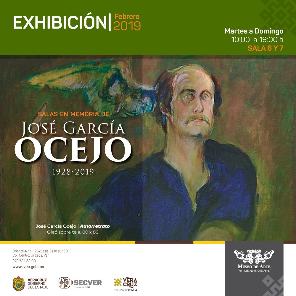 Salas en memoria de José García Ocejo
