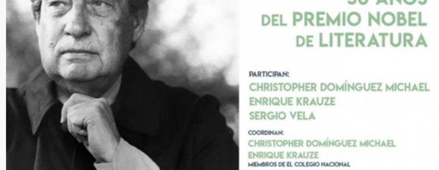 Octavio Paz: 30 años del Premio Nobel de Literatura