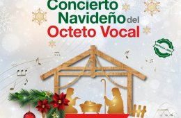 Christmas Concert of the Vocal Octet