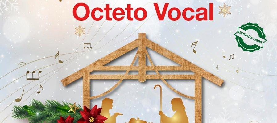 Concierto Navideño del Octeto Vocal