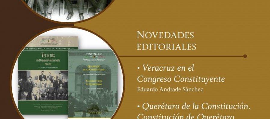 Querétaro y Veracruz en el Congreso Constituyente de 1916-1917