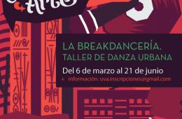 The Breakdancing. Urban Dance Workshop