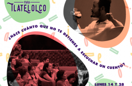 Cuentos para Tlatelolco
