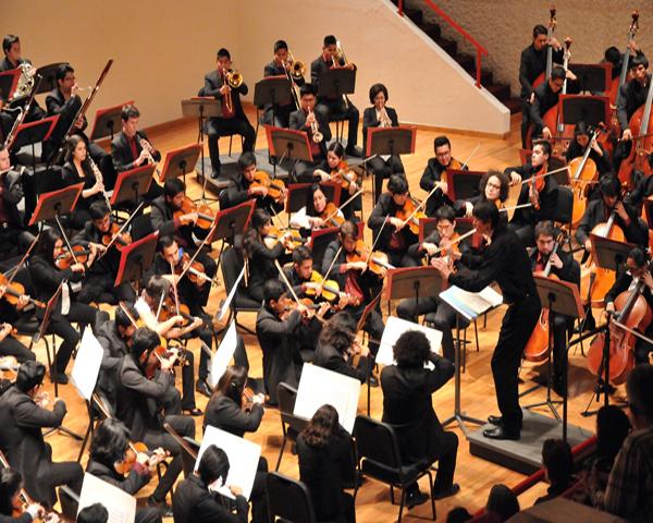 Programa 3. Orquesta Escuela Carlos Chávez