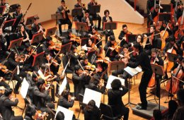 Programa. 9 Orquesta Escuela Carlos Chávez
