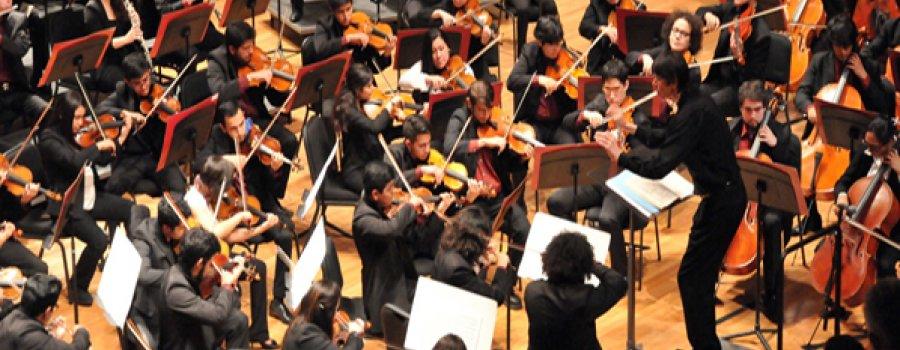 Examen de Titulación de Contrabajo de la Orquesta Escuela Carlos Chávez