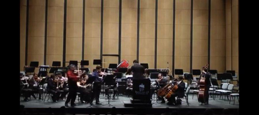 Concierto Orquesta Filarmónica del Estado de Querétaro