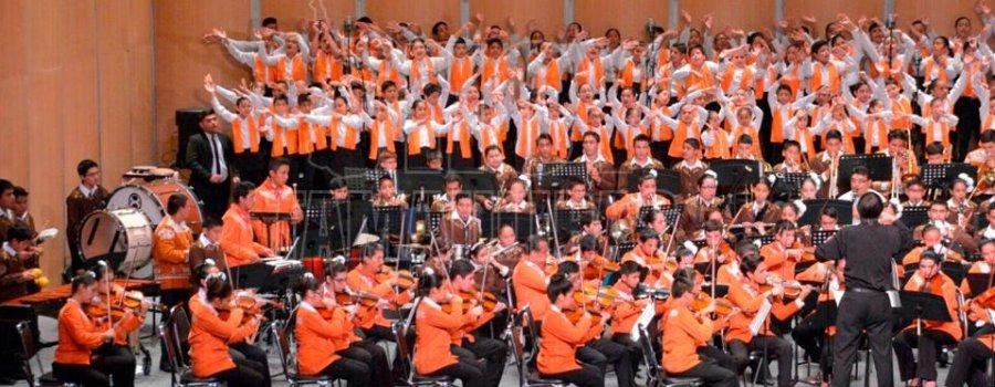 Aniversario de la banda sinfónica comunitaria de Ciudad Victoria