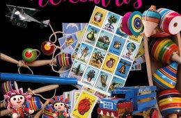 Juegos y juguetes Mexicanos