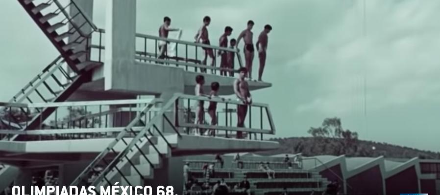 Olimpiadas México 68
