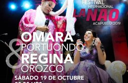 Omara Portuondo and Regina Orozco