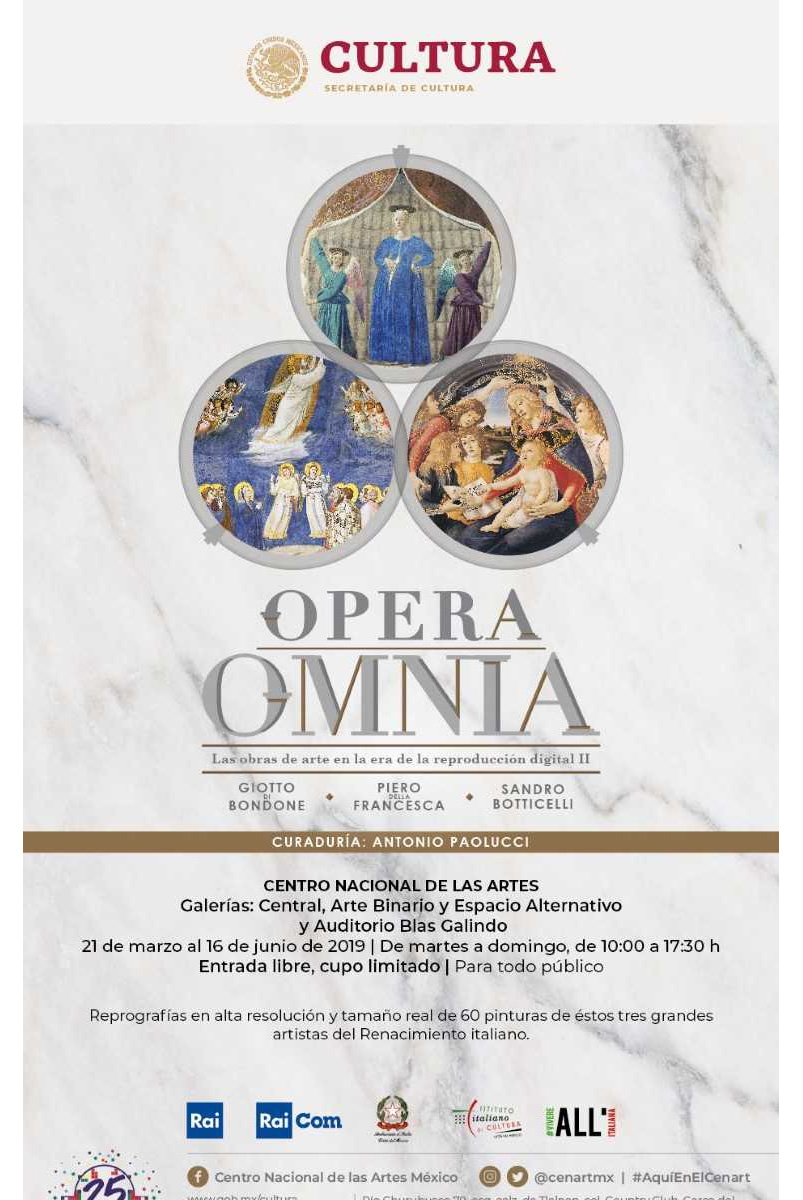 Ópera Omnia