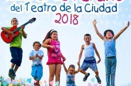 Talleres de verano del Teatro de la Ciudad 2018