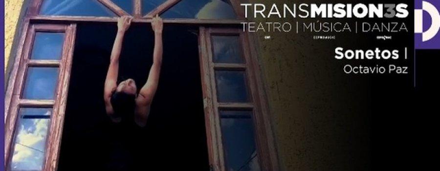 TRANSMISION3S: Sonetos. I., de Octavio Paz
