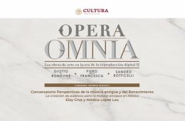 Conversatorio. Perspectivas de la música antigua y del R...
