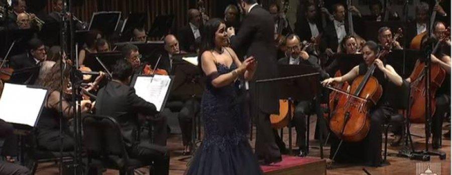Solistas Ensamble de Bellas Artes. Gala de ópera francesa