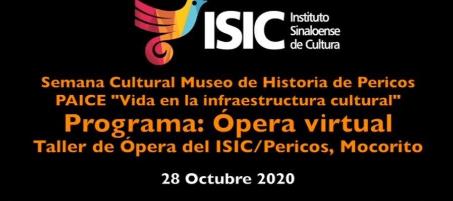 Taller de Ópera del ISIC: La Bohemia, de Giacommo Puccini