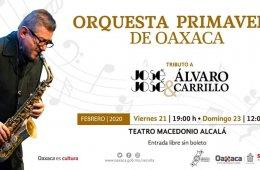 Concierto 2 Orquesta Primavera de Oaxaca