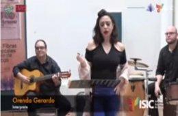 Recital con Orenda Gerardo