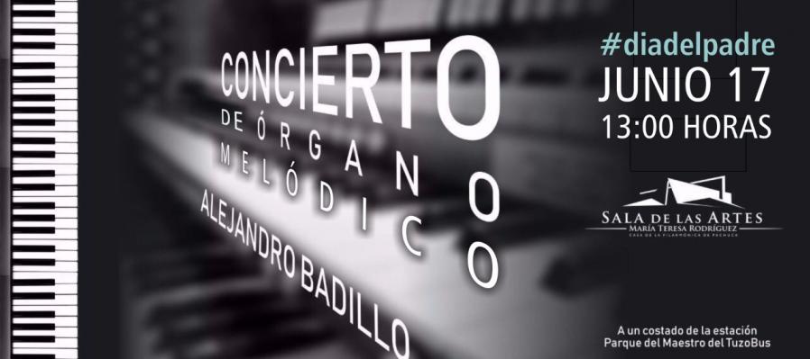 Concierto de órgano melódico
