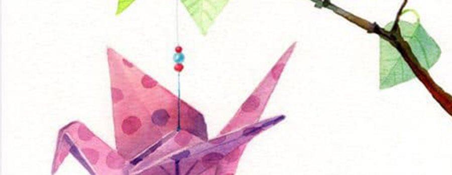 Fusión Origami acuarela