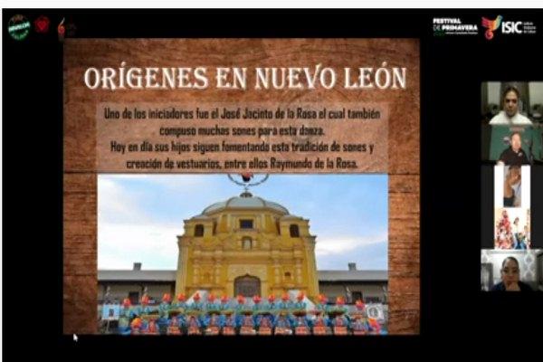 Conversatorio con el Ballet Folclórico de Nuevo León y Compañía Folclórica Sinaloense