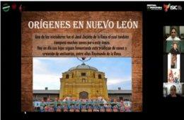 Conversatorio con el Ballet Folclórico de Nuevo León y ...