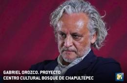 Gabriel Orozco. Proyecto Centro Cultural Bosque de Chapul...
