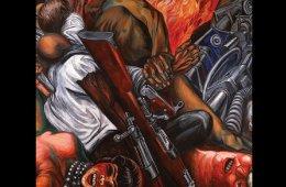 Echa a volar tu imaginación con el mural de José Clemen...
