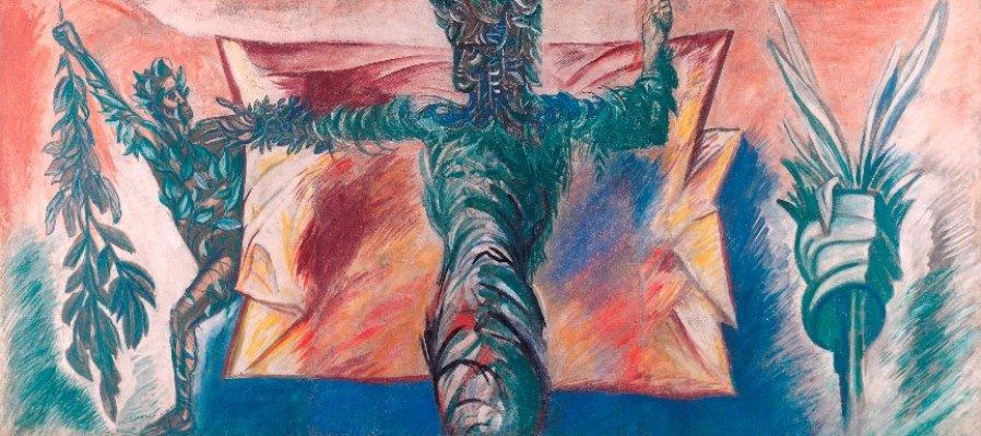 Explicación del cuadro La primavera de José Clemente Orozco