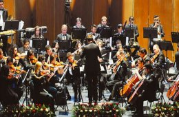 Philharmonic Orchestra of the Desert in Concert