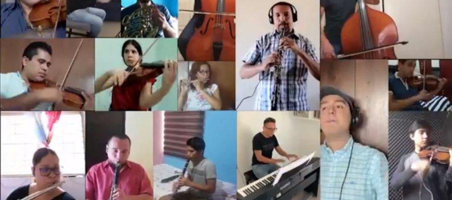 Orquesta de Cámara Colimense