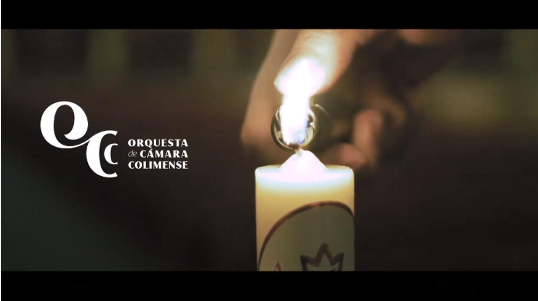 Concierto virtual de la Orquesta de Cámara Colimense: homenaje a los fallecidos por la pandemia