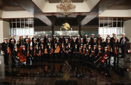 Orquesta Sinfónica de la Secretaría de Marina