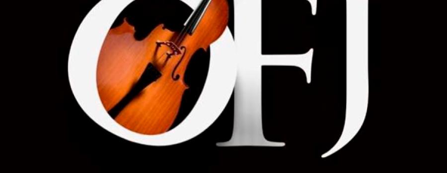 Presto de la sonata 1 de Bach: Orquesta Filarmónica de Jalisco