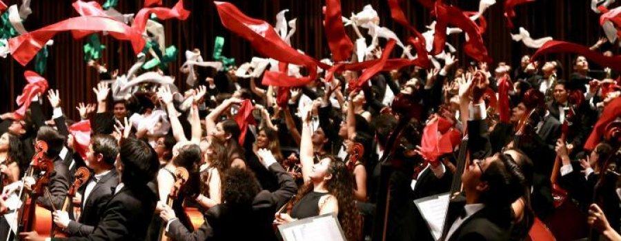 Orquesta Sinfónica Infantil de México (OSIM) 2020