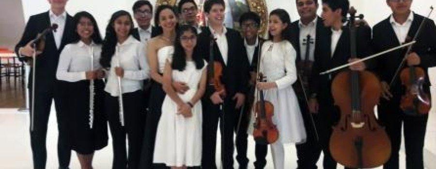 Orquesta Sinfónica Coyohuacan. Concierto