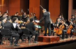 Symphony Orchestra of Chiapas with Guest Marimba Players